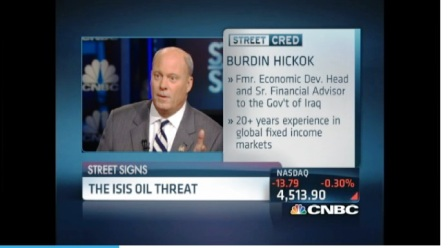 ISIS Threat to Saudi Arabia Oil Fields CNBC